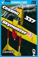 Cessna C337H Skymaster HD Series V2