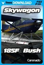 Carenado C185F SKYWAGON BUSH (FSX/P3D)