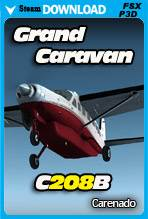 Carenado C208B Grand Caravan HD Series (FSX/P3D)