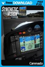 Carenado Synthetic Vision System (SVS) FSX/P3D