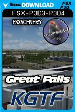 Great Falls International Airport (KGTF)