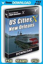 USCitiesX - New Orleans