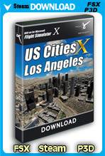 US Cities X - Los Angeles