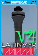 Miami International Airport V4 (KMIA) FSX/FSX:SE