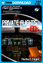 Private Flights Super Bundle (FSX/P3D)