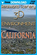 RealWorld Scenery - California Environment