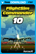 FlightSim Commander 10 (FSX/FS2004)