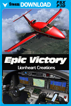 Epic Victory (FSX/P3D)