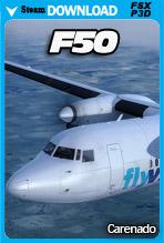 Carenado - F50 (FSX/P3D)