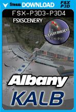 Albany International Airport (KALB)