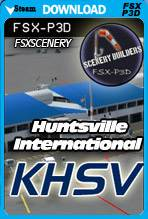Huntsville International Airport (KHSV)