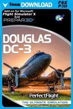 Ultimate Douglas DC-3 Simulation