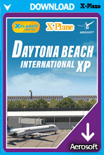 Daytona Beach International XP (X-Plane 11)