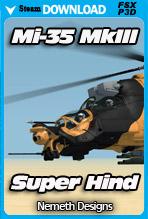 """Mil Mi-35 MkIII """"Super Hind"""""""
