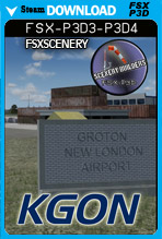 Groton–New London Airport (KGON)
