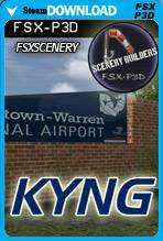 Youngstown Warren Regional Airport (KYNG)