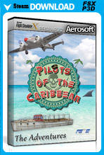 FSDG – Pilots of the Caribbean – The Adventures