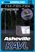 Asheville Regional Airport  (KAVL)