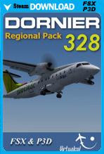 Dornier 328 Regional Pack (FSX/P3D)
