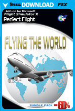 Flying The World Bundle Pack