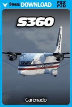 Carenado - S360 (FSX/P3D)