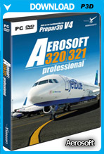 Buy and Download Airbus Aerosoft A320/A321 professional Bundle for