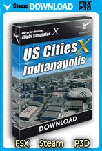 USCitiesX - Indianapolis