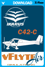 Ikarus C42C (X-Plane 11)