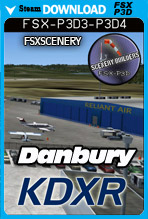 Danbury Municipal Airport (KDXR)