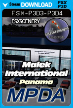 Enrique Malek International Airport (MPDA)