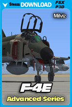 Advanced Series: F-4E Phantom II