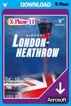 Airport London Heathrow XP