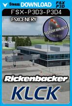 Rickenbacker International Airport (KLCK)
