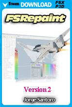 FSREPAINT v2 - Aircraft Repainting Tool