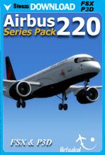 Airbus A220 Series (FSX/P3D)