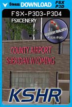 Sheridan Airport (KSHR)