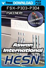 Aswan International Airport (HESN)
