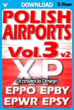Polish Airports vol 3 XP V2 (X-Plane)