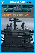 Nimitz Class Vol 1 (P3D)