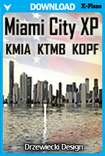 Miami City XP (X-Plane 11)