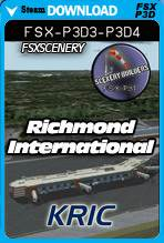 Richmond International Airport (KRIC)
