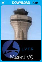 LatinVFR - Miami V5 (P3D)