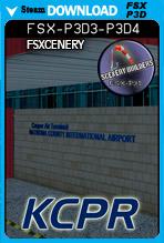 Casper Natrona County International Airport (KCPR)