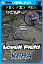 Lovell Field (KCHA)