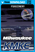Milwaukee International Airport (KMKE)