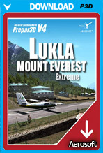 Lukla - Mount Everest Extreme (P3D v4)