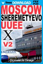 Moscow Sheremetyevo X v2 (UUEE)