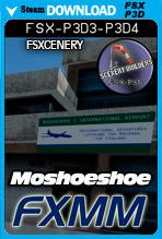 Moshoeshoe International Airport (FXMM)