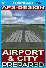 Airport & City v3 (P3D v4)