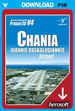 Chania - Ioannis Daskalogiannis Airport
